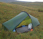 Bushcraft tents and shelter
